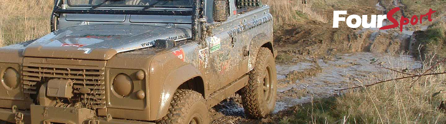 FourSPORT Off-Road Parts and Equipment for Land Rover
