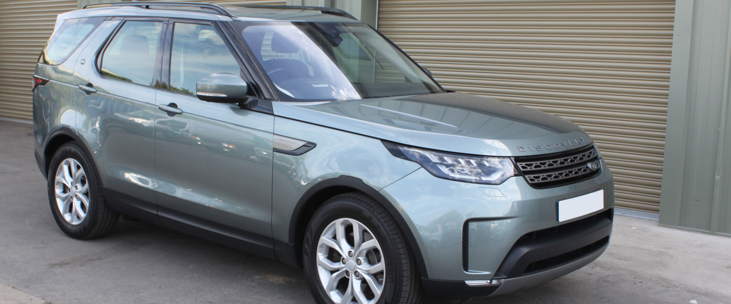Parts For Land Rover Discovery 5 (2017 On