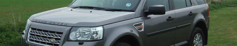 Parts for Land Rover Freelander 2