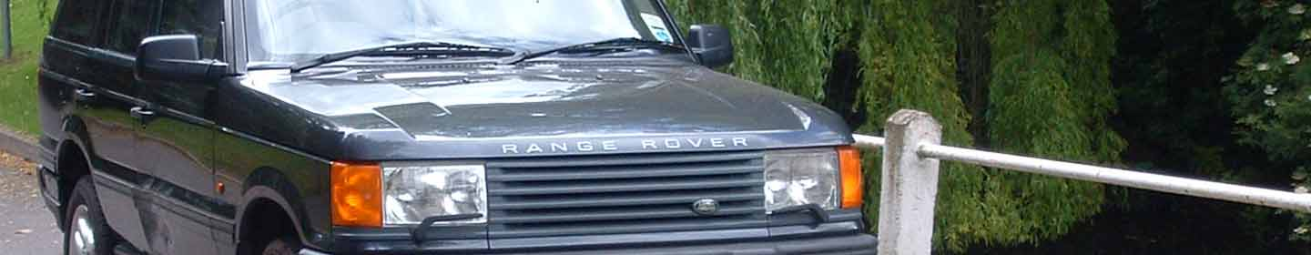 Parts for Range Rover P38A (Second Generation) 1995-2002 Models