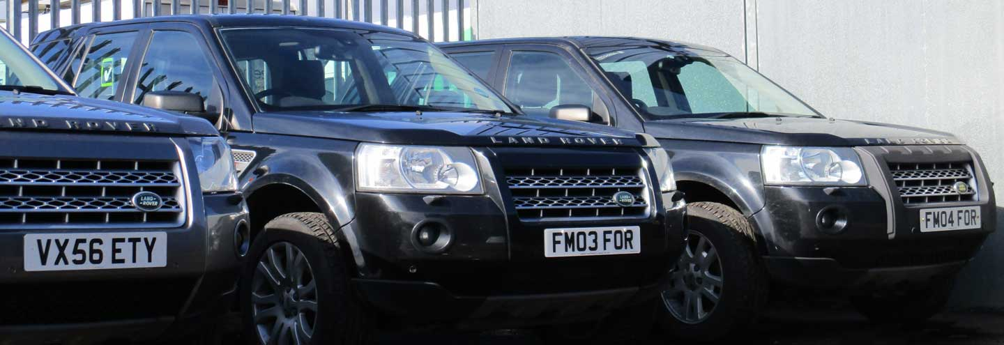Quality Service at Reasonable Prices for your Land Rover or Range Rover