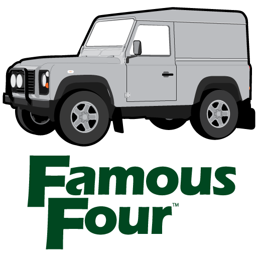 Famous Four Independent Land Rover Range Rover Specialist Parts