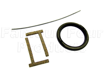 FF000156 - Rear Crank Oil Seal  - Land Rover Series IIA/III