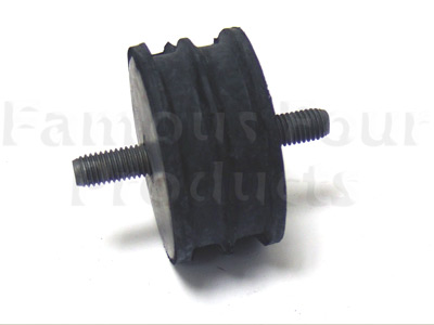 FF000176 - Engine Mounting Rubber - Land Rover Series IIA/III