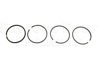 Picture of FF000183 - Piston Ring Set