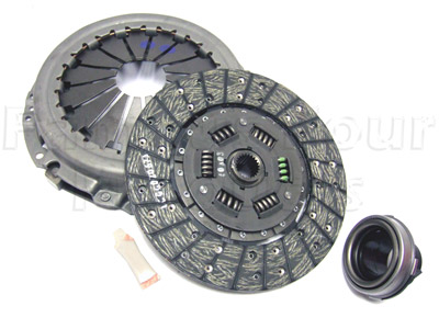 FF000216 - 3-piece Clutch Kit - Land Rover 90/110 and Defender