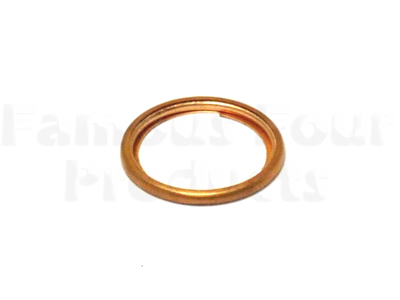 Differential Drain Plug Copper Washer