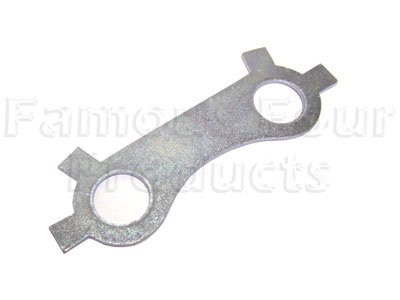 Picture of FF000254 - Lock Tab Plate for Swivel Pin