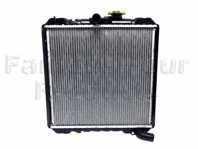 Picture of FF000274 - Radiator