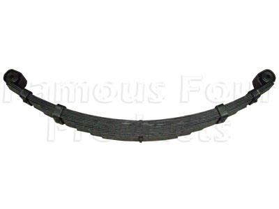 Picture of FF000295 - Leaf Spring