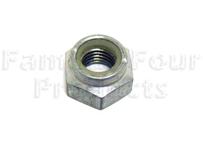 FF000307 - Nyloc Nut for Shackle/Spring Bush Bolt - Land Rover Series IIA/III
