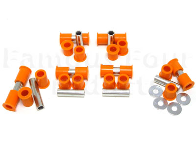 FF000311 - Polyurethane Bush Kit - Land Rover Series IIA/III