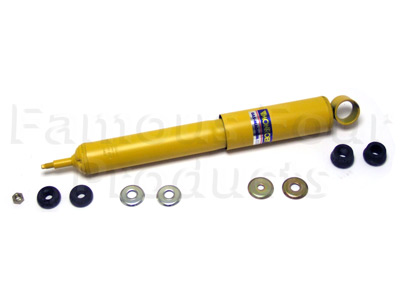 Gas Assisted Shock Absorber -  -