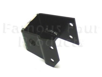 FF000337 - Chassis Mounting Bracket for Steering Damper - Land Rover Series IIA/III