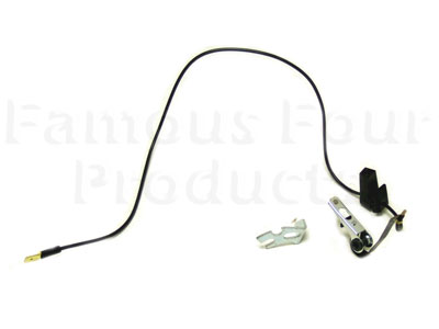 FF000354 - Contact Breaker Set - Points - Land Rover Series IIA/III