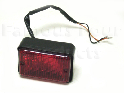 Picture of FF000385 - Rear Fog Lamp