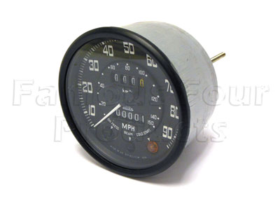 Picture of FF000390 - MPH Speedometer for Series III