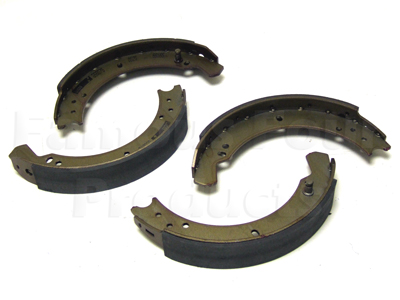 Picture of FF000402 - Brake Shoe Axle Set