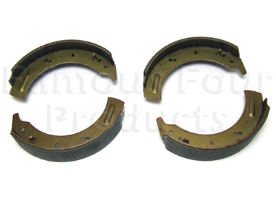 Picture of FF000403 - Brake Shoe Axle Set