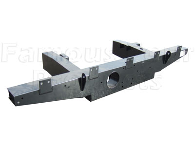 Picture of FF000437 - SWB Rear Quarter Chassis with Spring Hangers
