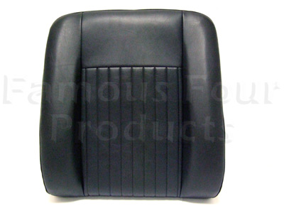FF000481 - Outer Front Seat Back - Land Rover Series IIA/III