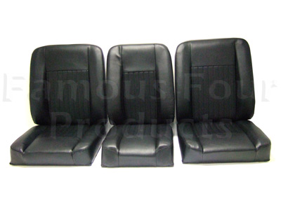 Picture of FF000483 - Full 3 Seat (6-Piece) Front Seat Set