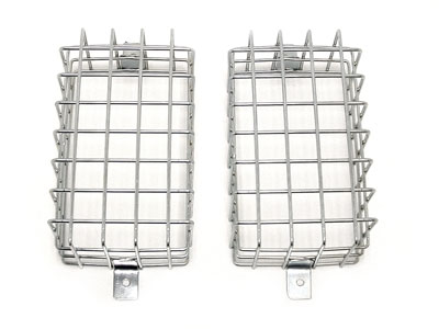 Picture of FF000505 - Series IIA and III Rear Mesh Lamp Guard