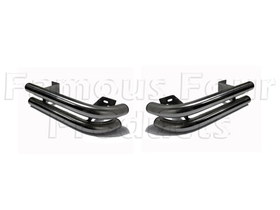 Picture of FF000519 - Tubular Rear Bumperettes