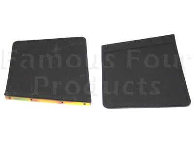 Picture of FF000521 - Rear Mudflaps