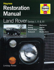 Picture of FF000528 - Land Rover Series I II & III Restoration Manual