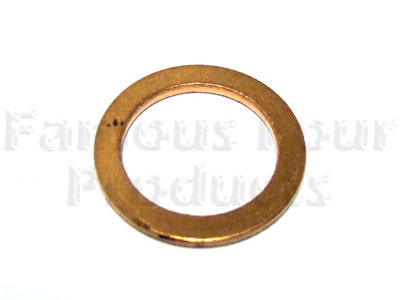 Injector Copper Washer -  -