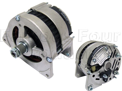 Picture of FF000641 - Alternator - A127/65 65Amp