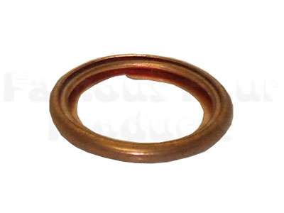 Picture of FF000761 - Sump Drain Plug Washer