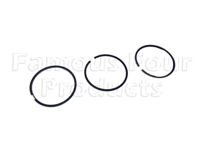 Picture of FF000766 - Piston Ring Set