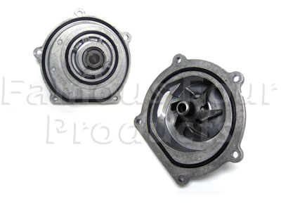 Water Pump - Complete Assy -  -