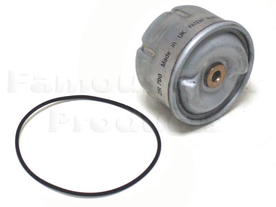 Picture of FF000799 - Oil Filter Centrafuge Rotor