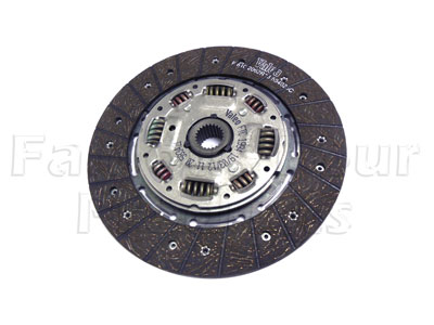 Picture of FF000805 - Clutch Plate - Heavy Duty
