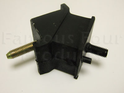 Gearbox Mounting Rubber -  -