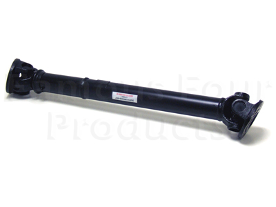 Picture of FF000853 - Front Propshaft