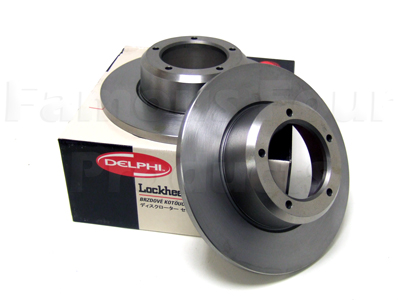 Picture of FF000903 - Brake Discs