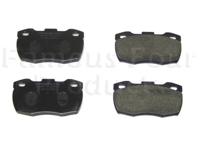 Picture of FF000906 - Front Brake Pads
