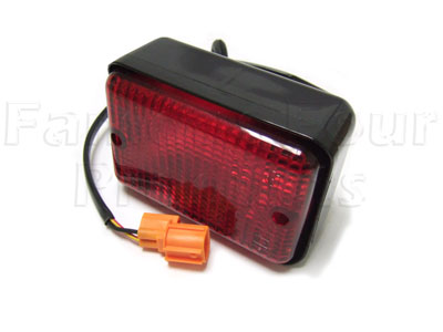 Picture of FF000950 - Rear Fog Lamp