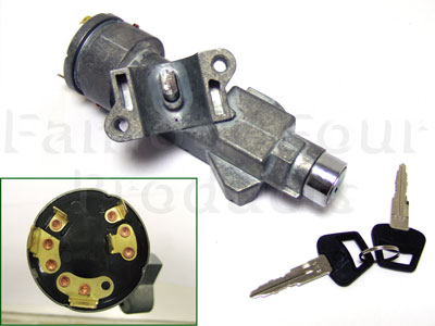 Steering Lock Ignition Switch
