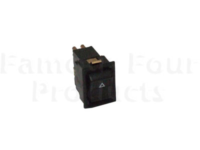 Picture of FF000960 - Hazard Warning Switch