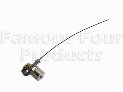 Picture of FF000966 - Wiper Motor - Front