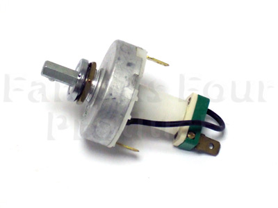 Picture of FF000967 - Rear Window Wash/Wipe Switch