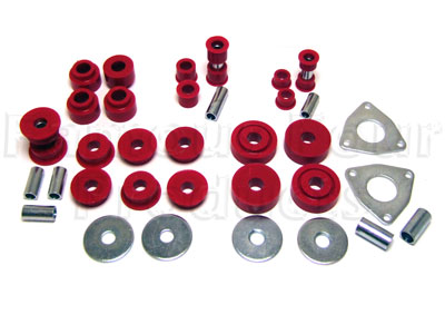 Picture of FF000968 - Polyurethane Chassis Bush Kit (Radius Arms & Panhard Rod)