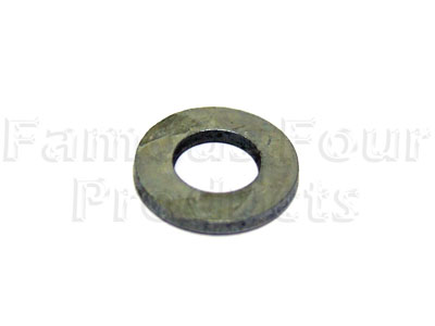 Track Rod End Clamp Washer