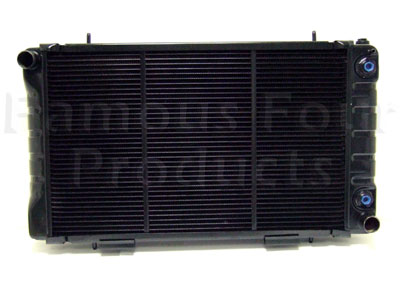Picture of FF001041 - Radiator (inc. Oil Cooler)