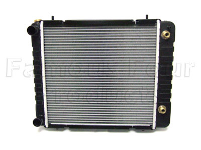 Picture of FF001043 - Radiator